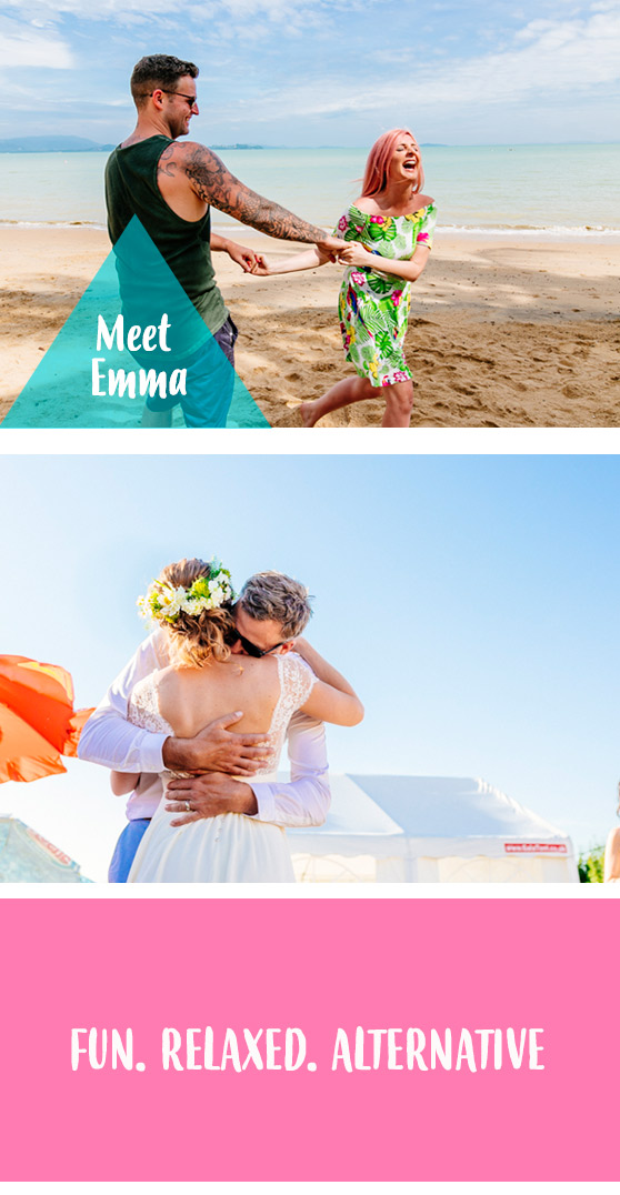 Fun Kent Wedding Photographer