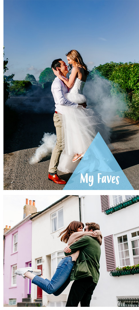 Kent Alternative Wedding Photographer