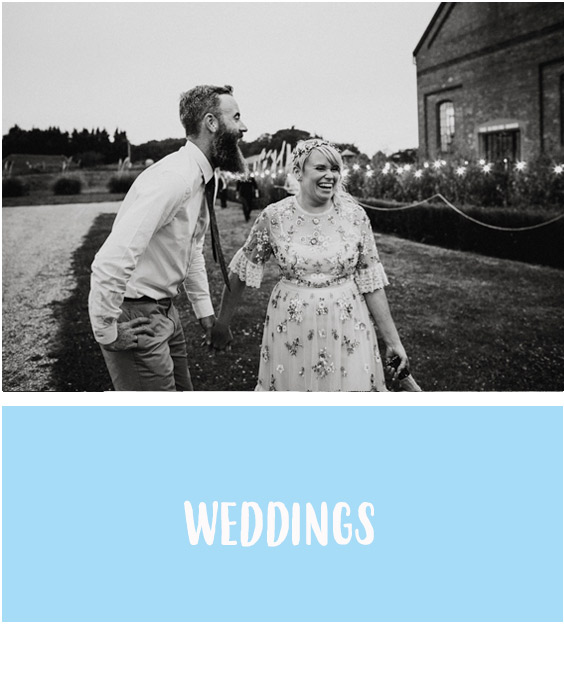 quirky kent wedding photographer