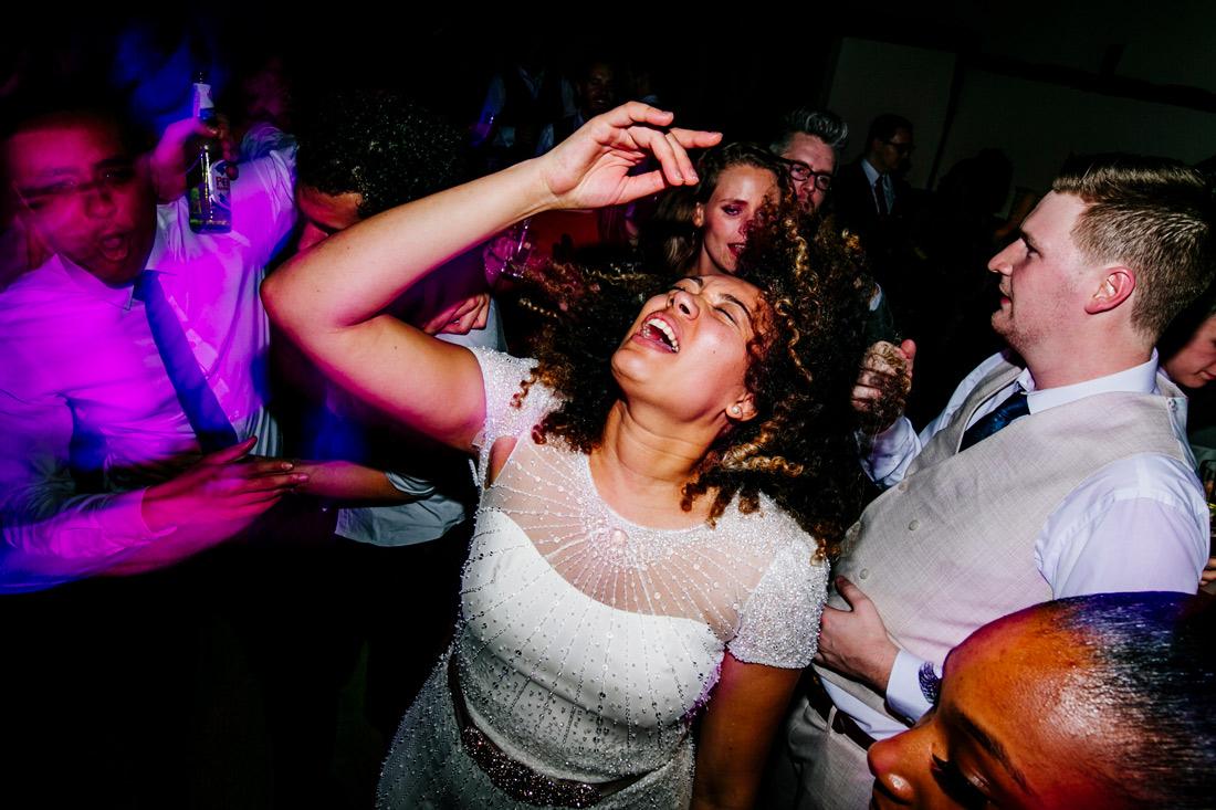 Alternative and fun London Wedding photographer