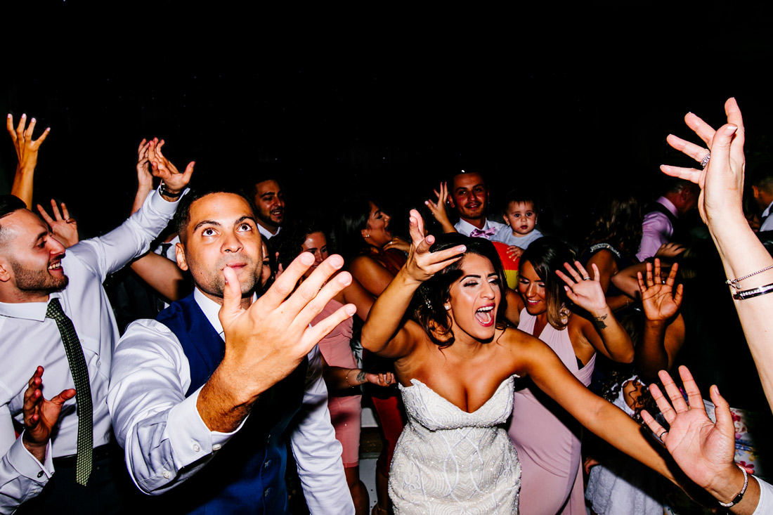 Alternative and fun brighton Wedding photographer