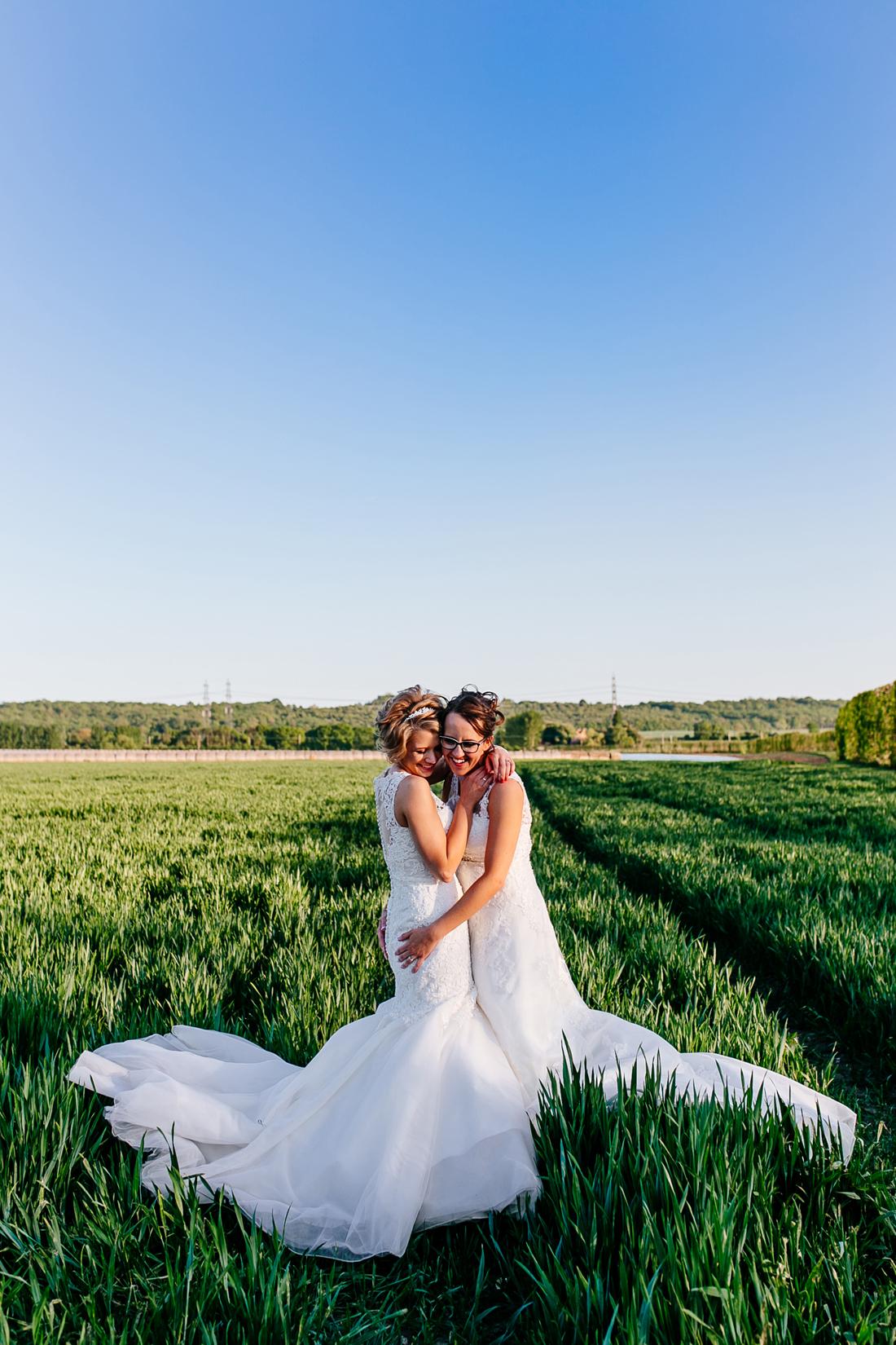 same sex london wedding photographer