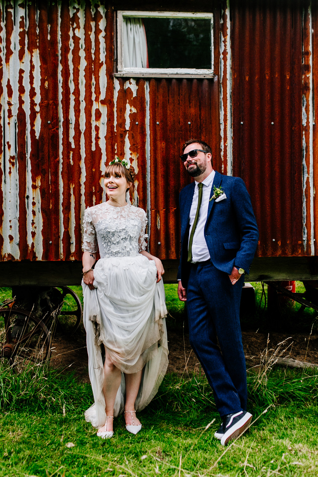 alternative sussex wedding photographer