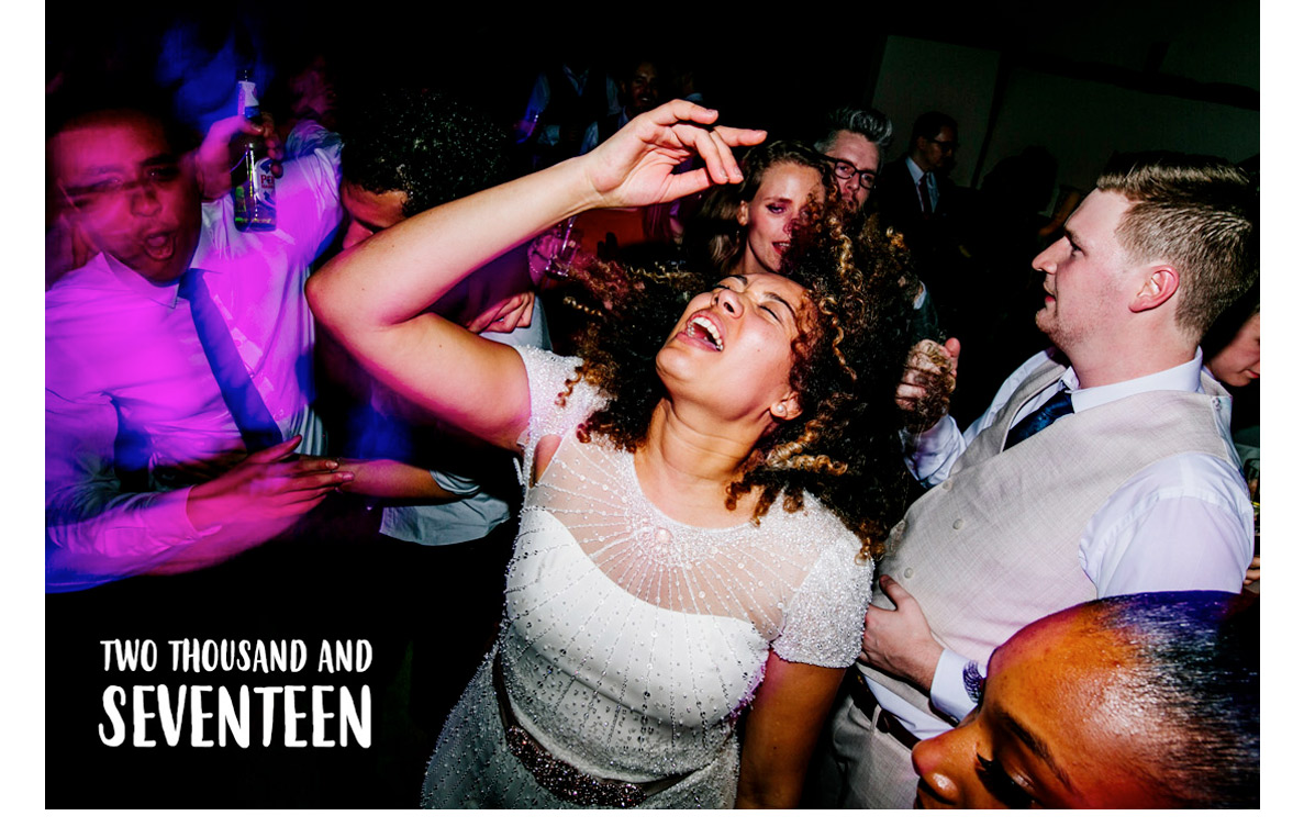 fun alternative wedding photographer