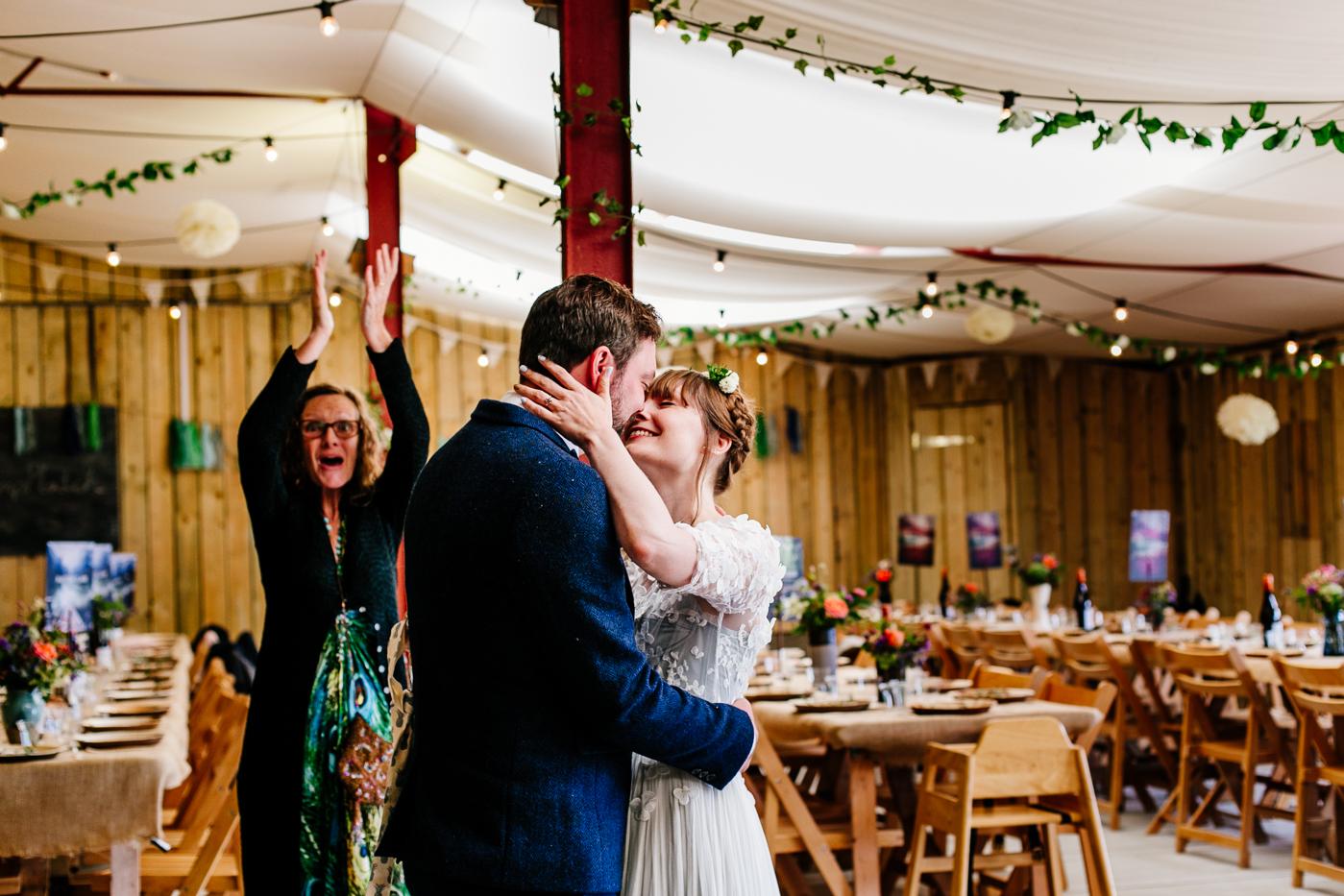 alternative kent + Sussex wedding photographer - hawthbush farm-Epic Love Story-061