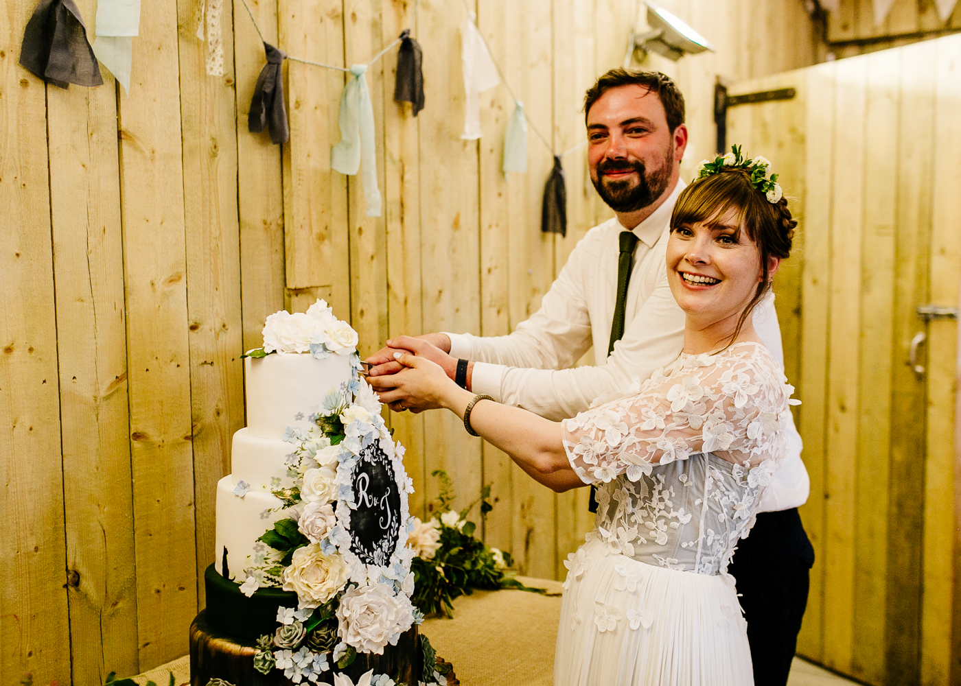 alternative kent + Sussex wedding photographer - hawthbush farm-Epic Love Story-090