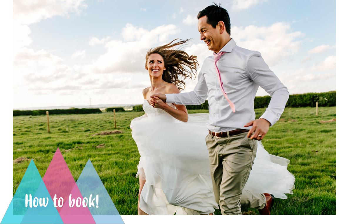 alternative natural Kent wedding photographer
