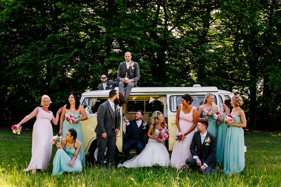alternative-wedding-photographer-yellow vw camper van-Epic-Love-Story-123