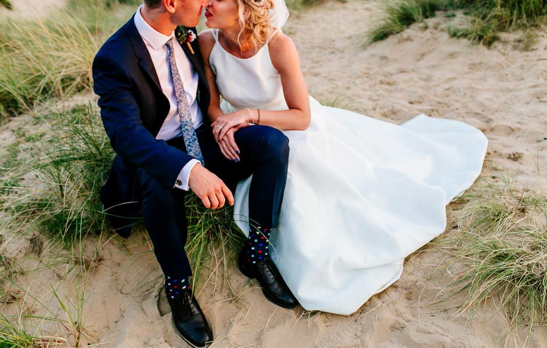 U.K. Destination wedding photographer Italy