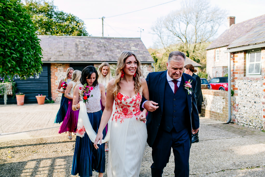 colourful-quirky-upwaltham-barns-sussex-wedding-photographer-Epic-Love-Story-056