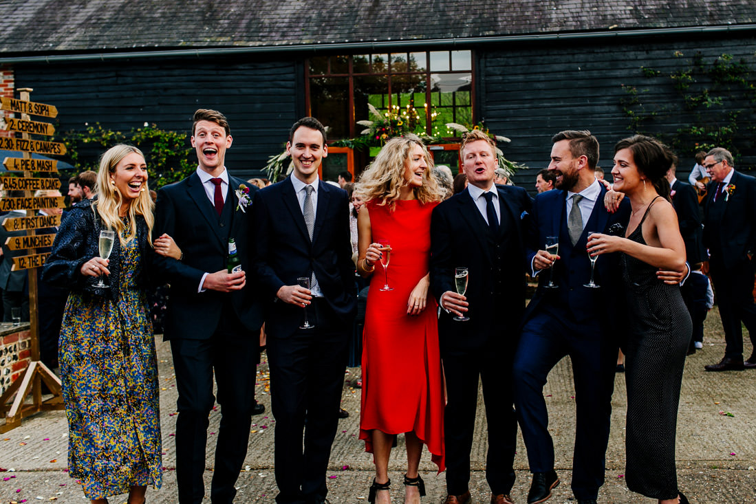 colourful-quirky-upwaltham-barns-sussex-wedding-photographer-Epic-Love-Story-095