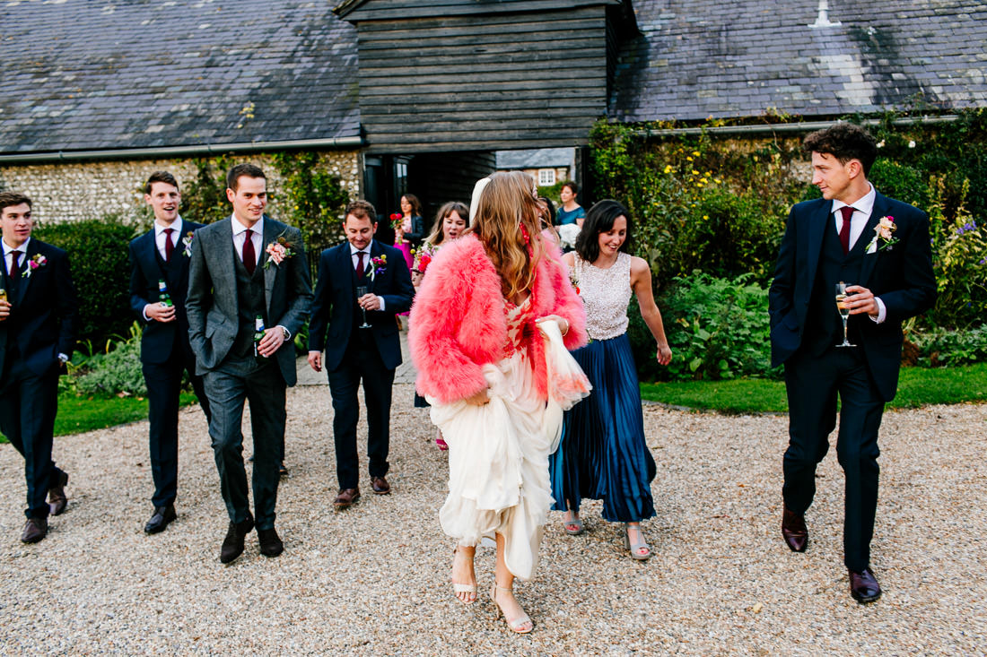 colourful-quirky-upwaltham-barns-sussex-wedding-photographer-Epic-Love-Story-098