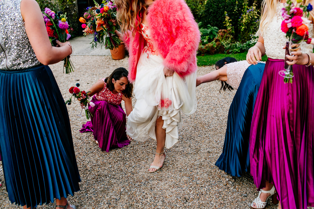 colourful-quirky-upwaltham-barns-sussex-wedding-photographer-Epic-Love-Story-099