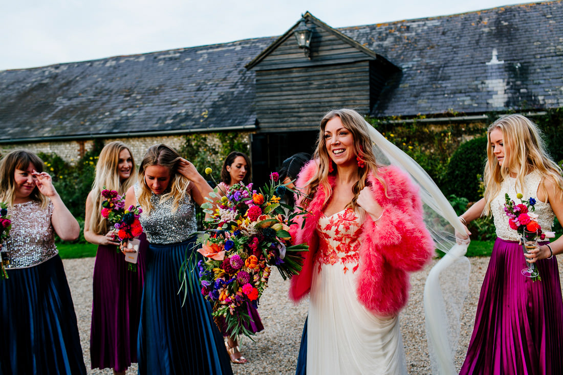 colourful-quirky-upwaltham-barns-sussex-wedding-photographer-Epic-Love-Story-100
