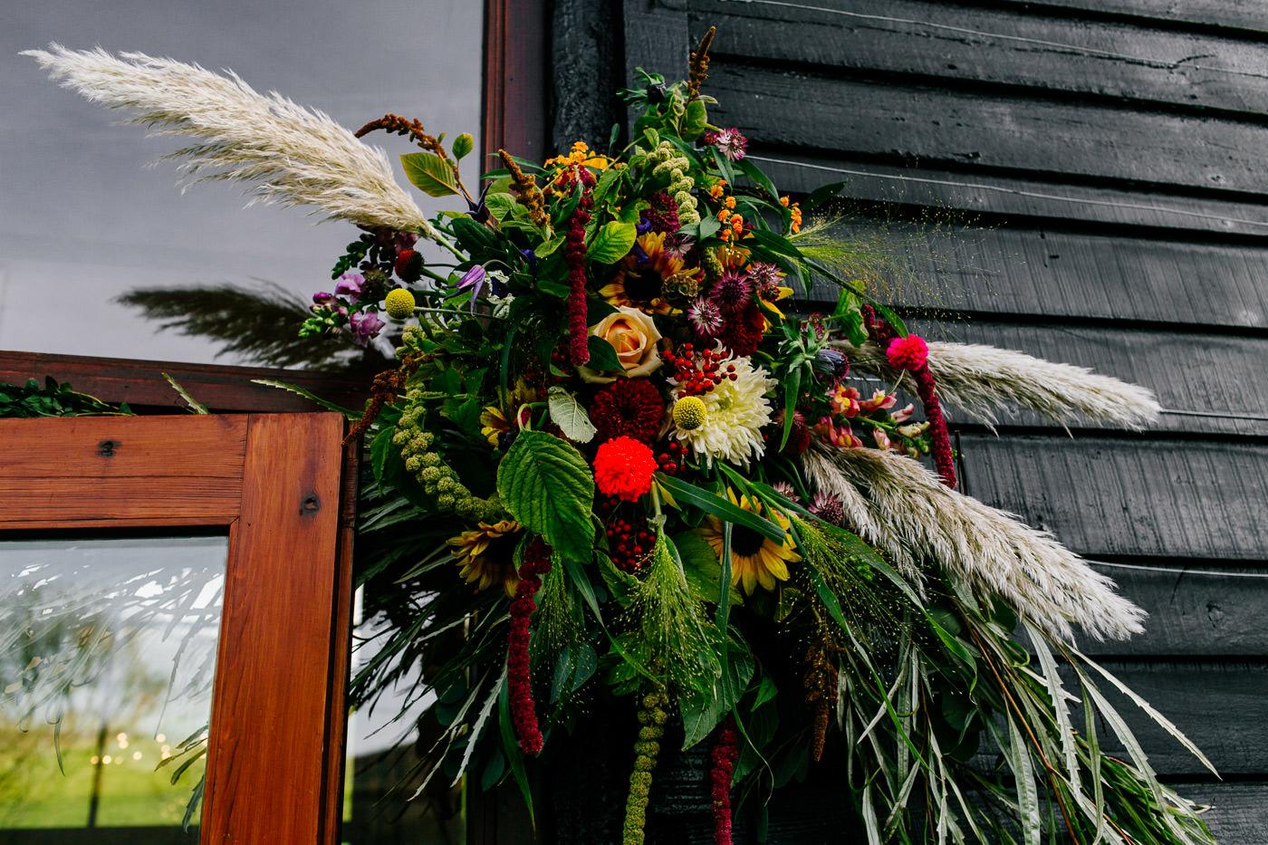 colourful-upwaltham-barns-sussex-wedding-photographer-030