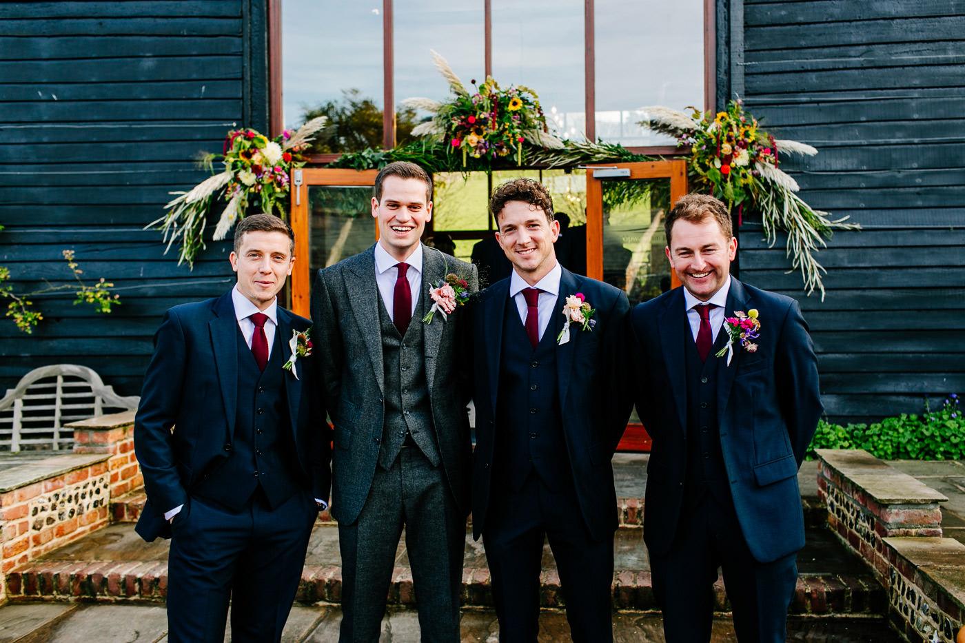colourful-upwaltham-barns-sussex-wedding-photographer-031