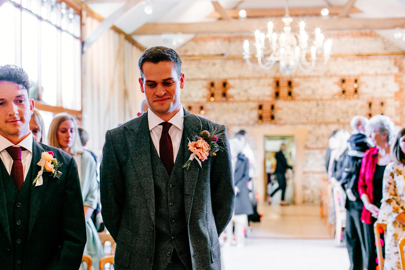 colourful-upwaltham-barns-sussex-wedding-photographer-036