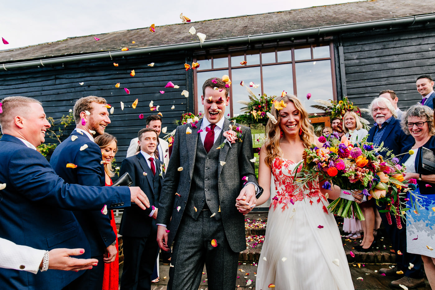 colourful-upwaltham-barns-sussex-wedding-photographer-043