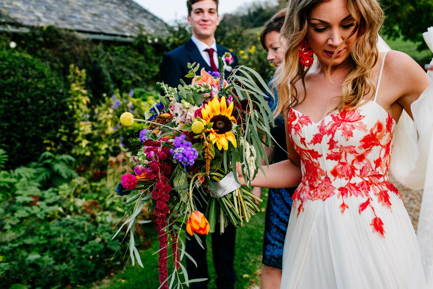 colourful-upwaltham-barns-sussex-wedding-photographer-047
