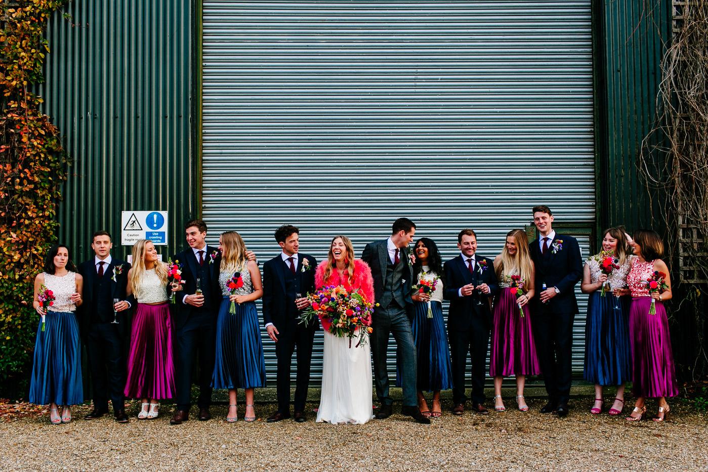 colourful-upwaltham-barns-sussex-wedding-photographer-052