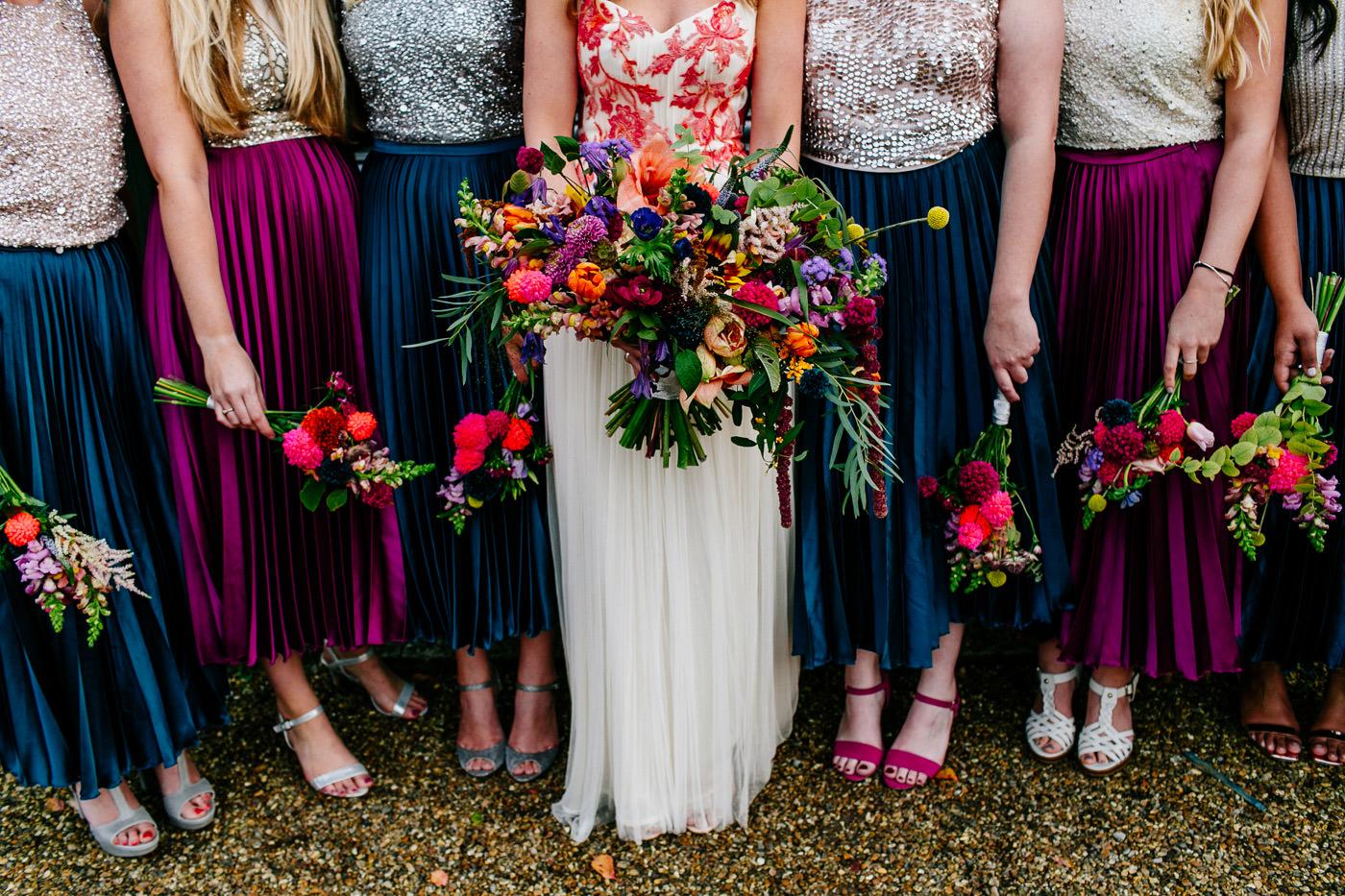 colourful-upwaltham-barns-sussex-wedding-photographer-056