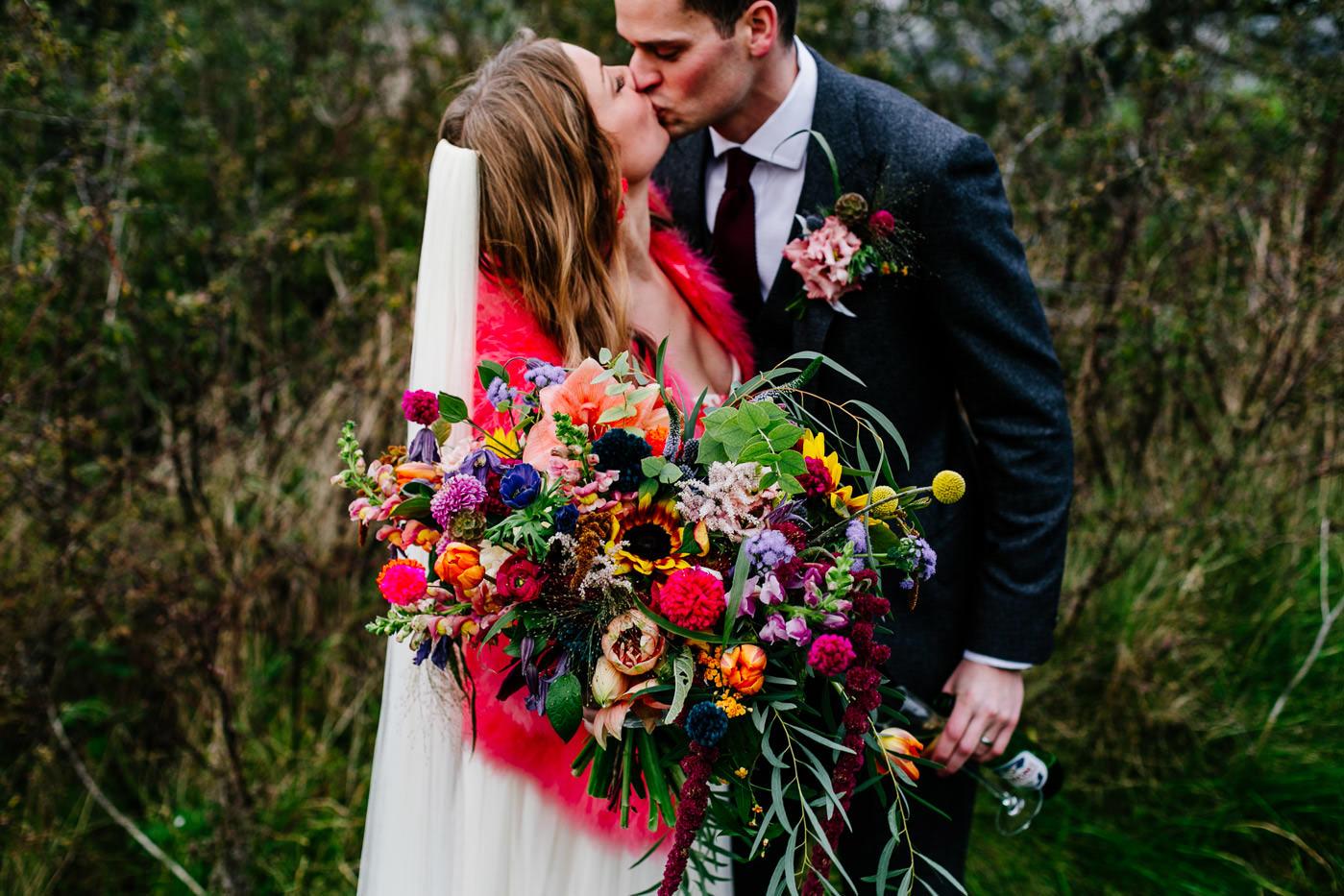 colourful-upwaltham-barns-sussex-wedding-photographer-065