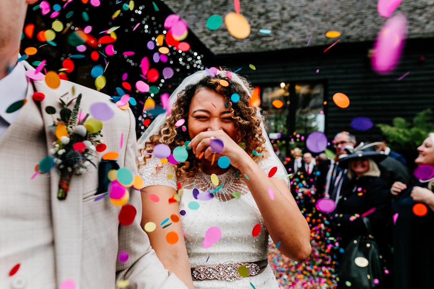 quirky fun scotland wedding photographer