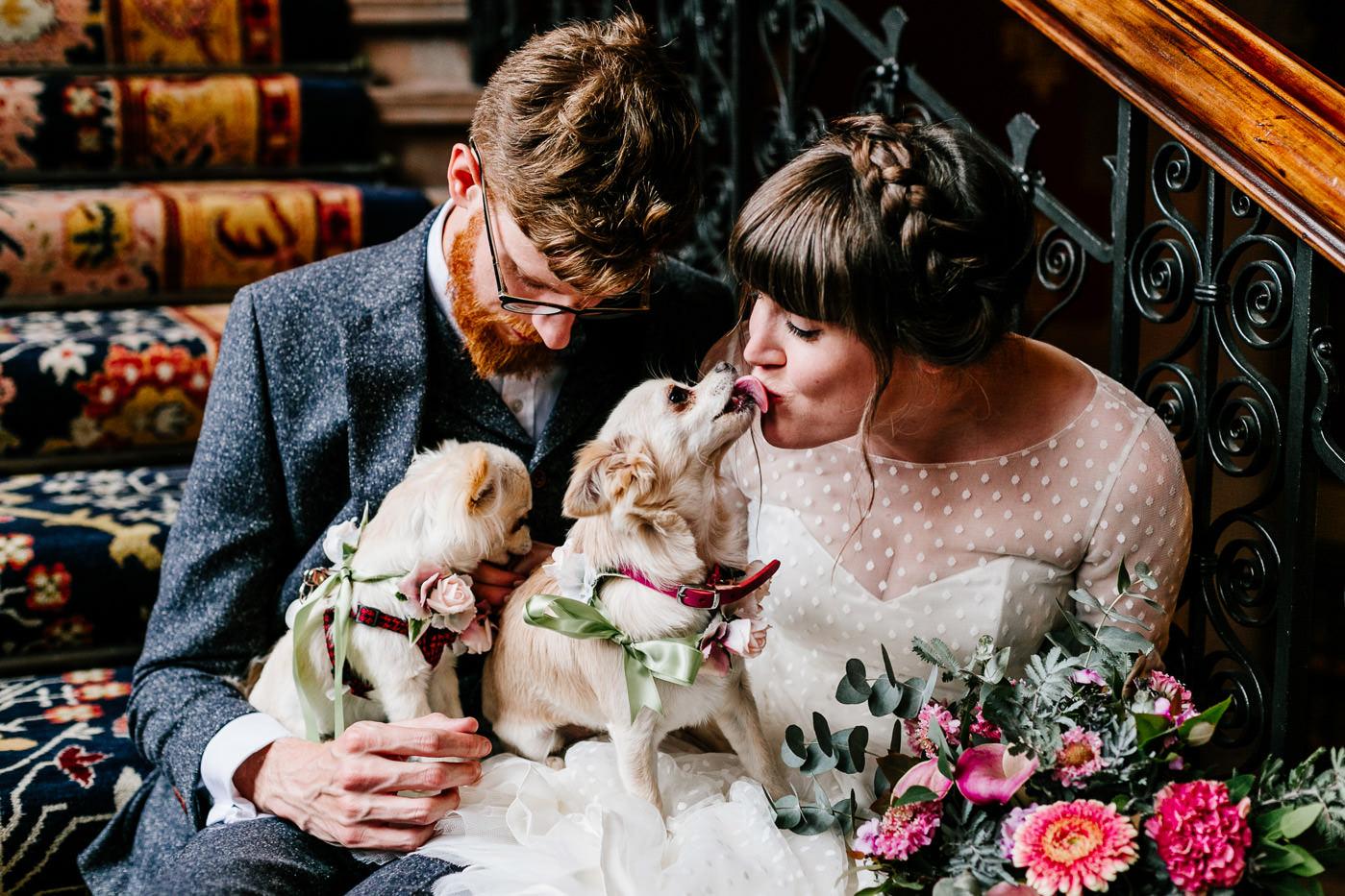natural scotland wedding photographer