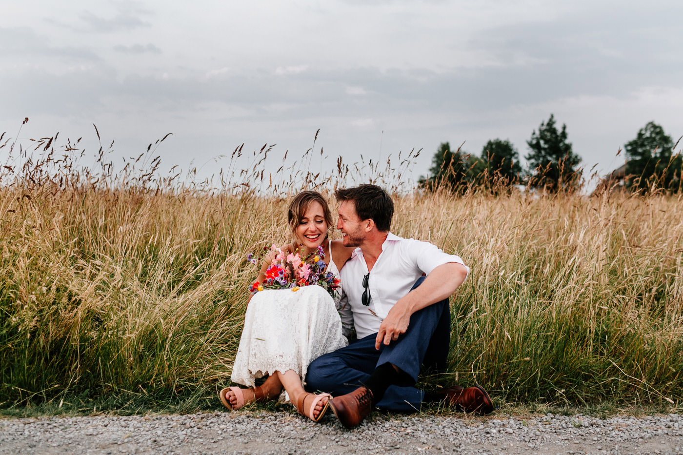 alternative devon wedding photographer