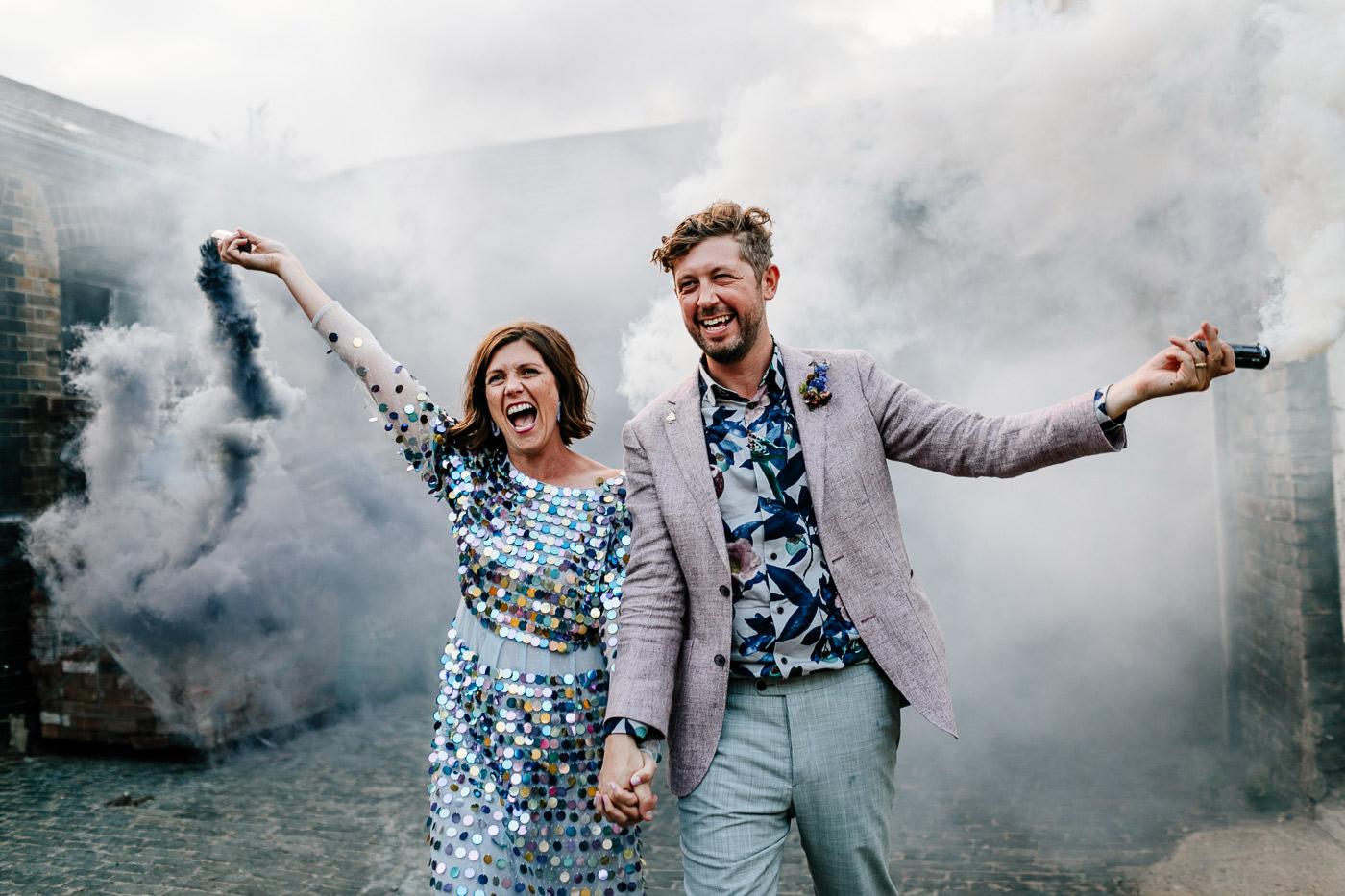 alternative quirky london wedding venue