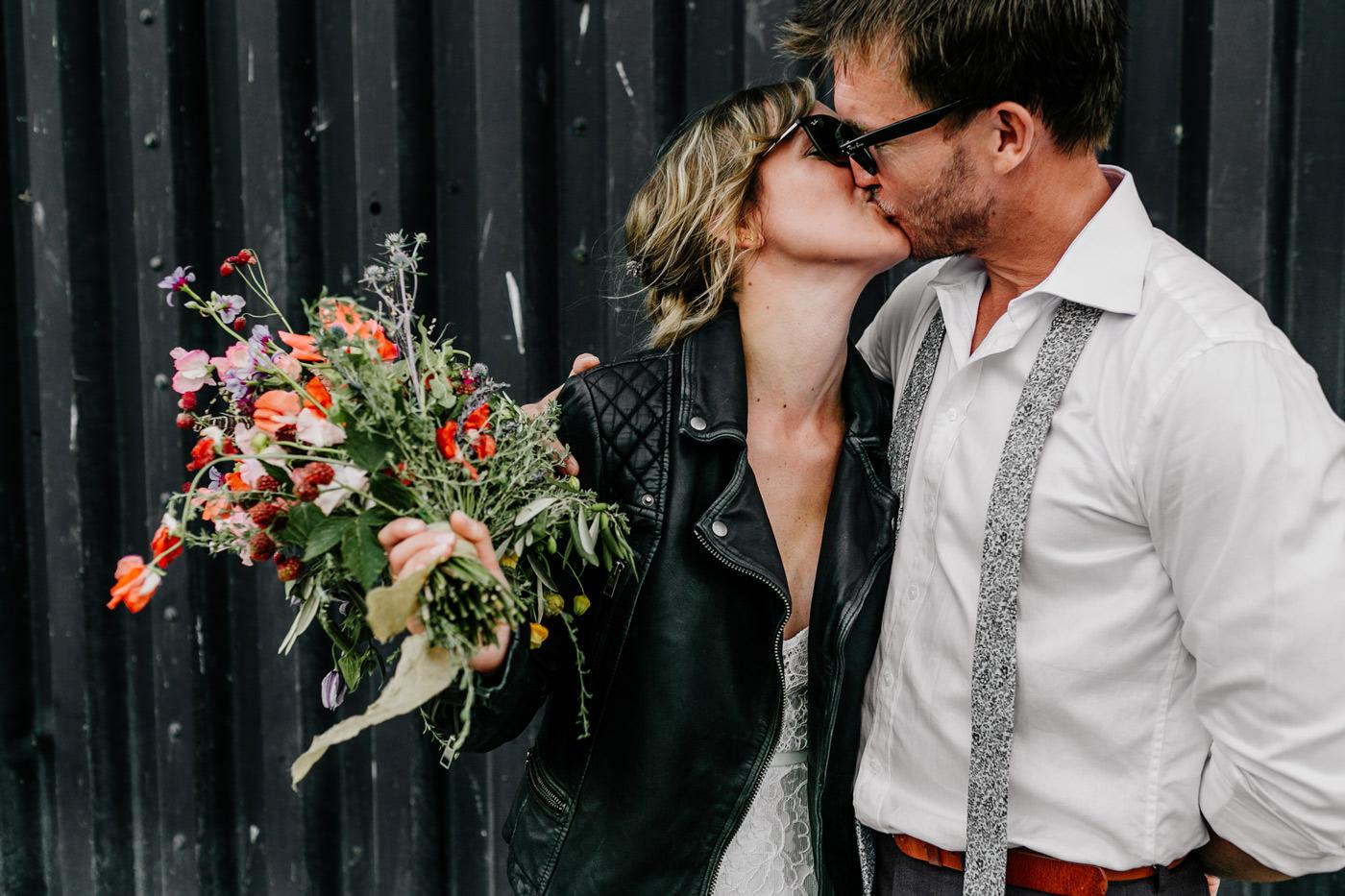 Alternative wedding photography - elmley nature reserve KENT