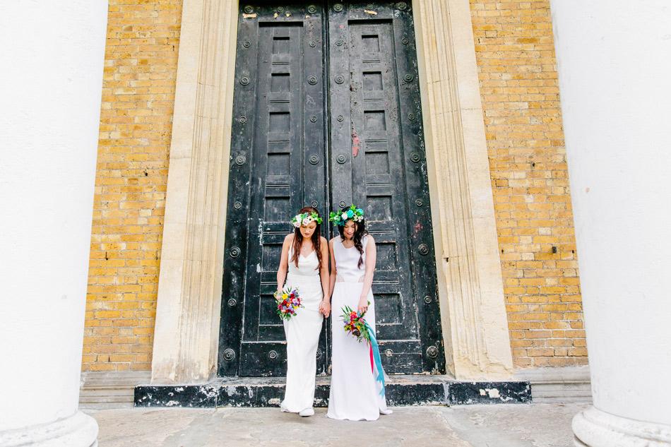 same sex brighton wedding photographer