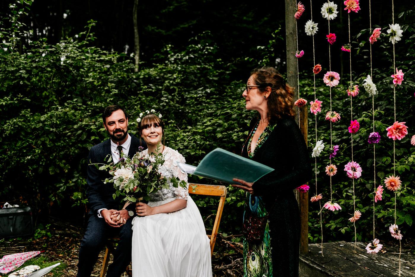 kent woodland festival wedding venue