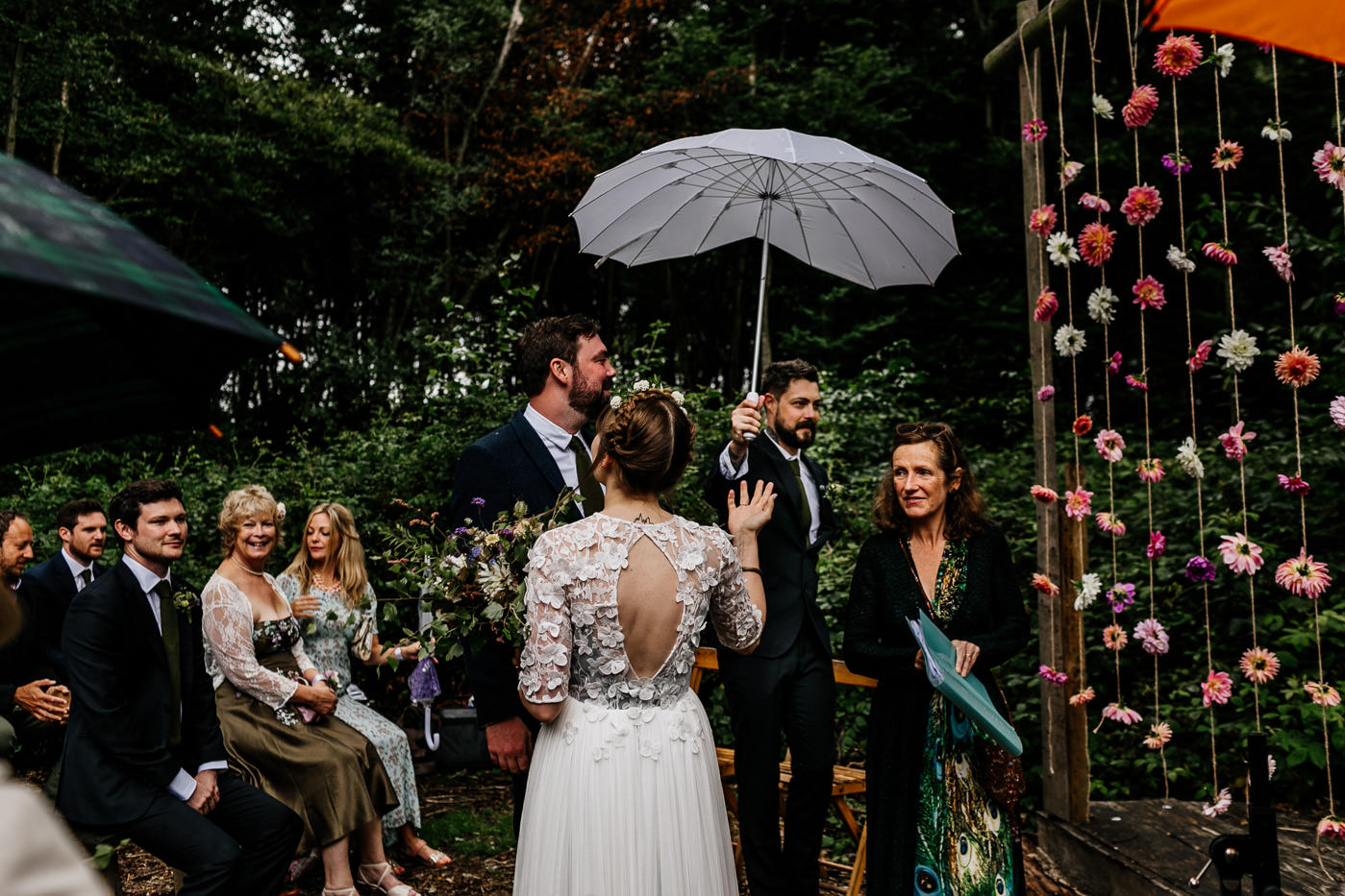alternative sussex woodland wedding venues