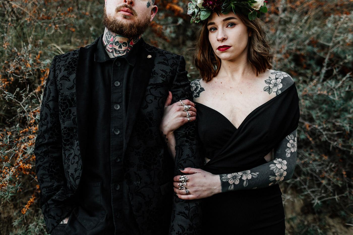 alternative-london indie-wedding-photographer