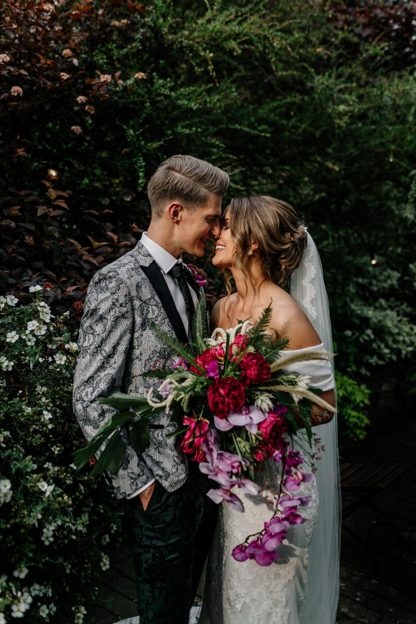 Tuscany wedding photographer uk