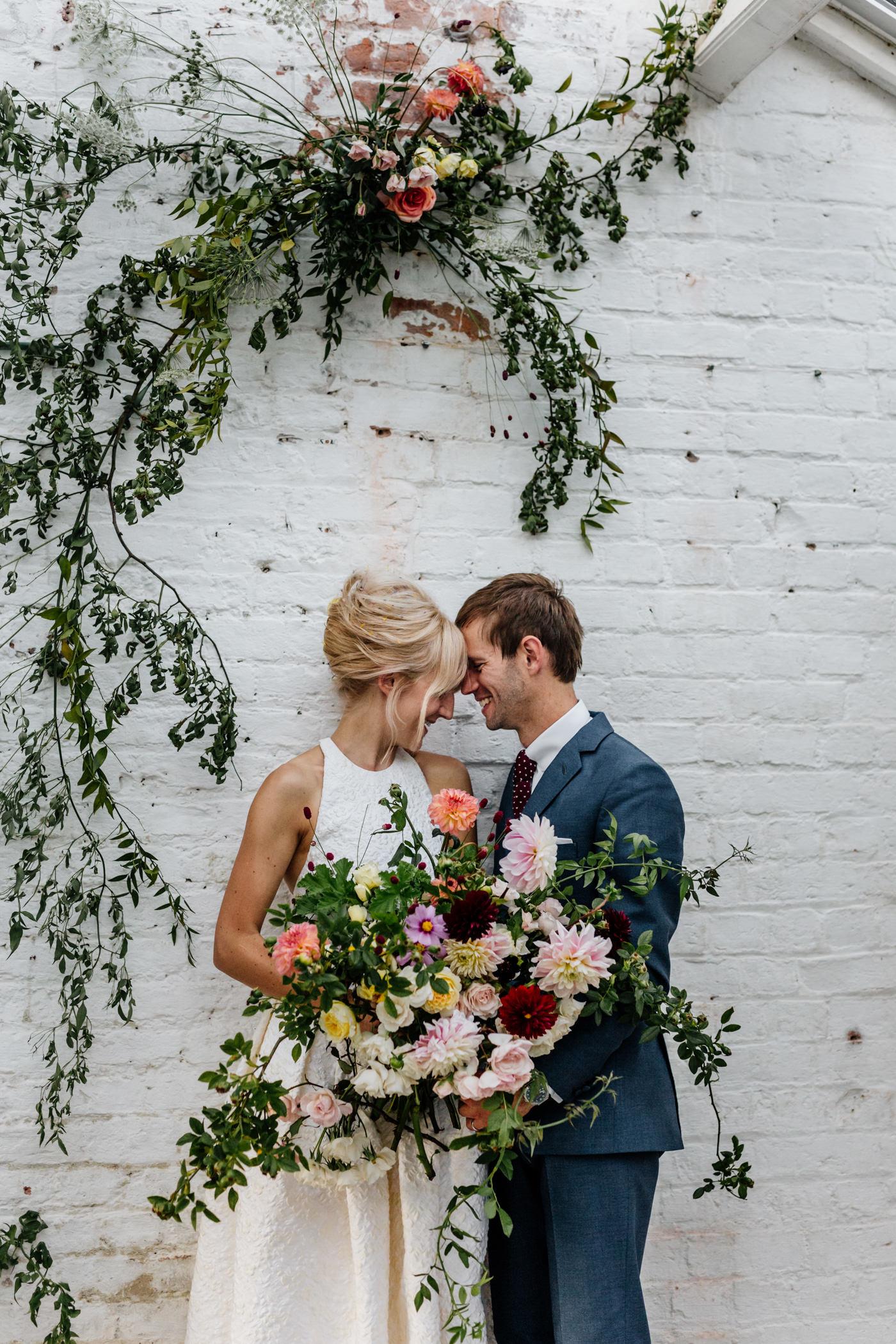 Garthmyl Hall wedding photographer wales