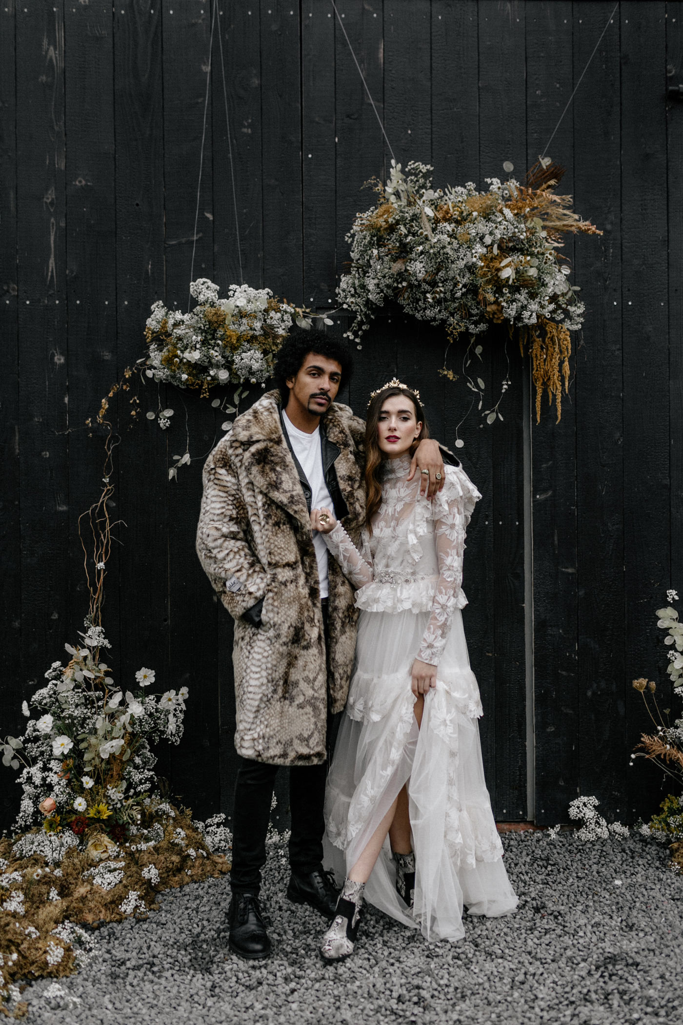 stylish London Wedding Photographer