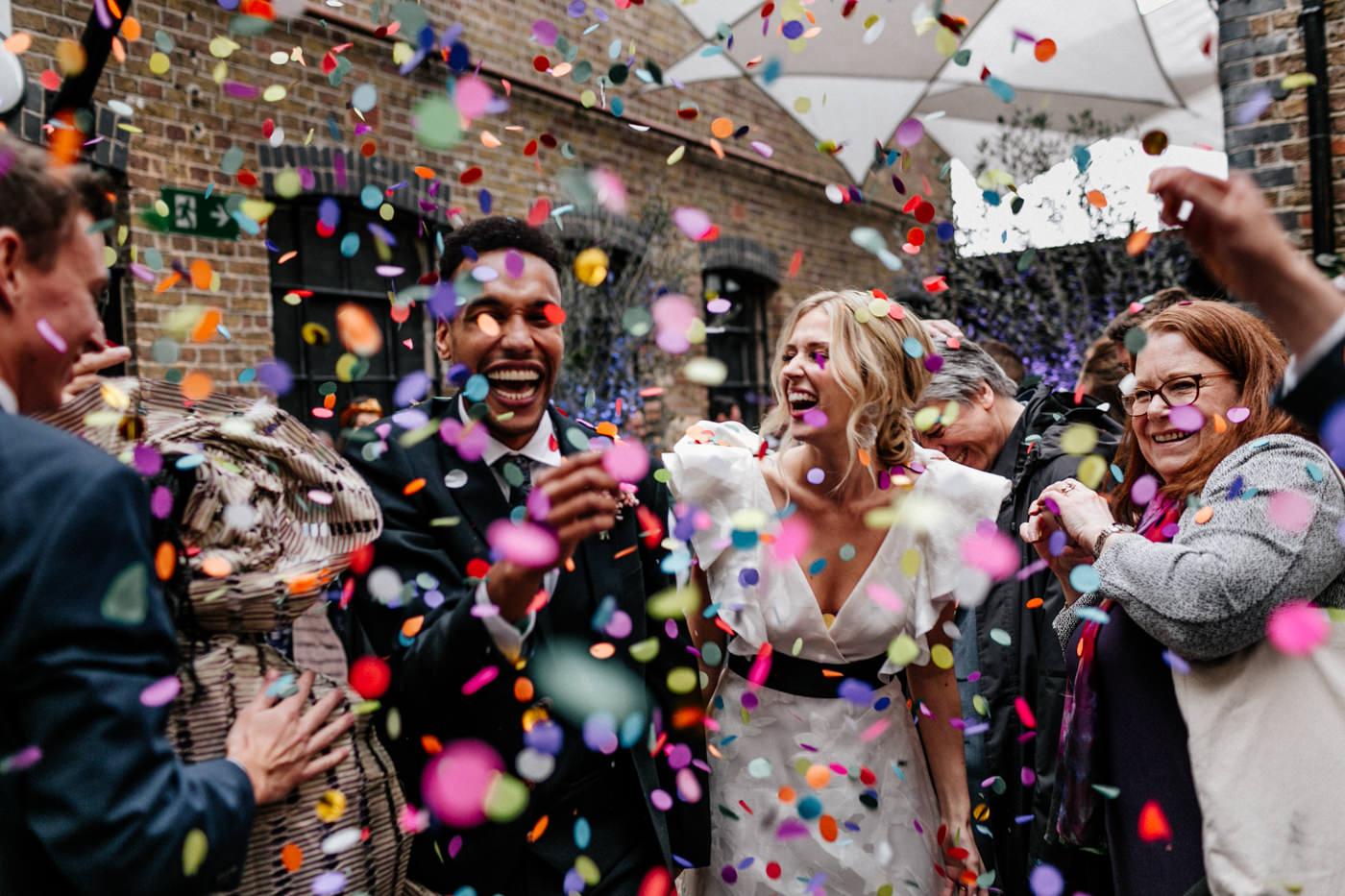 fun london wedding photographer